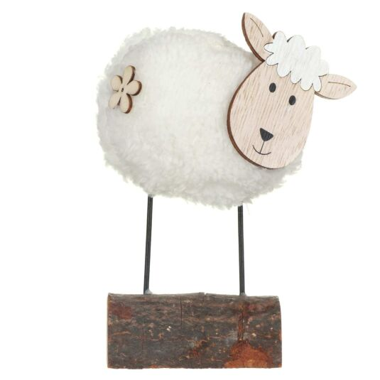 Woolly Sheep Decoration