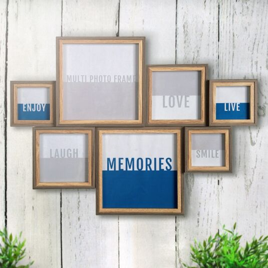 Brunswick Square Multi Photo Frame