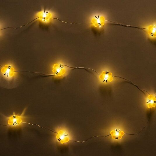 Bumble Bee String LED Lights