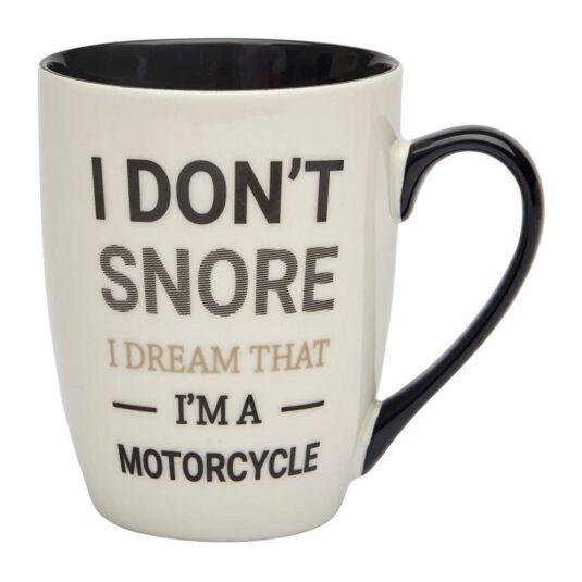 'I Don't Snore…' Mug