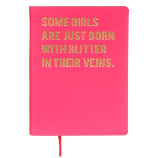 Cloud Nine 'Some Girls' A6 Notebook
