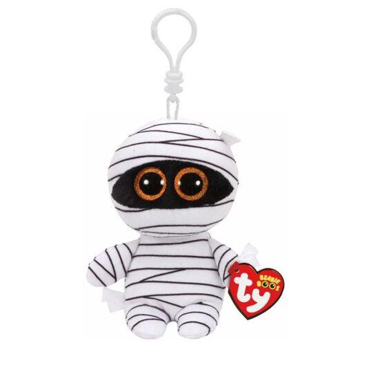 Mummy Beanie Boo Key Clip