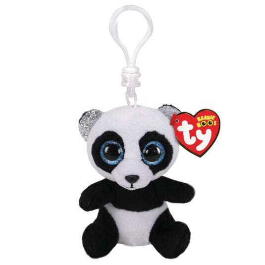 Bamboo Beanie Boo Key Clip