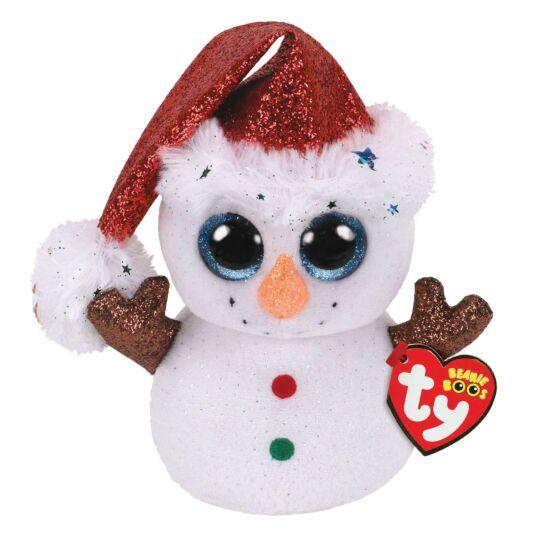 "Flurry – 6"" Christmas Beanie Boo"
