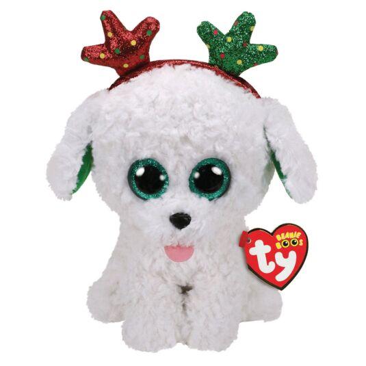 """Sugar – 6"""" Christmas Beanie Boo"""