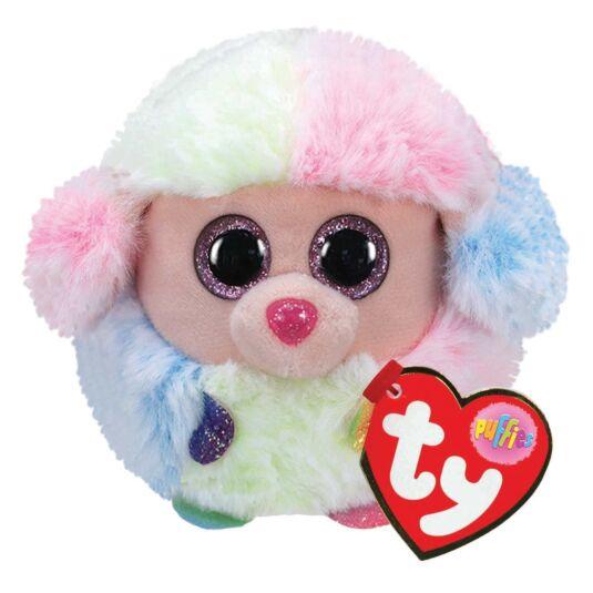 Rainbow Puffies Beanie Boo