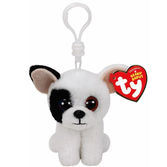 Marcel Beanie Baby Key Clip