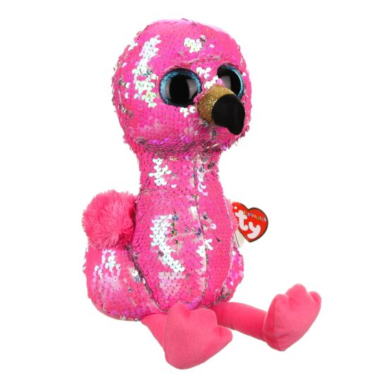 Pinky – Large Sequin Flippable Buddy