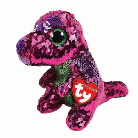 Stompy – Small Sequin Flippable Boo