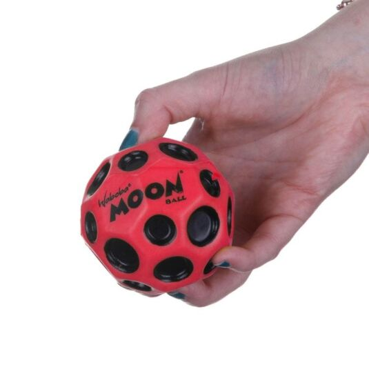 Waboba Bouncing Moon Ball - Red