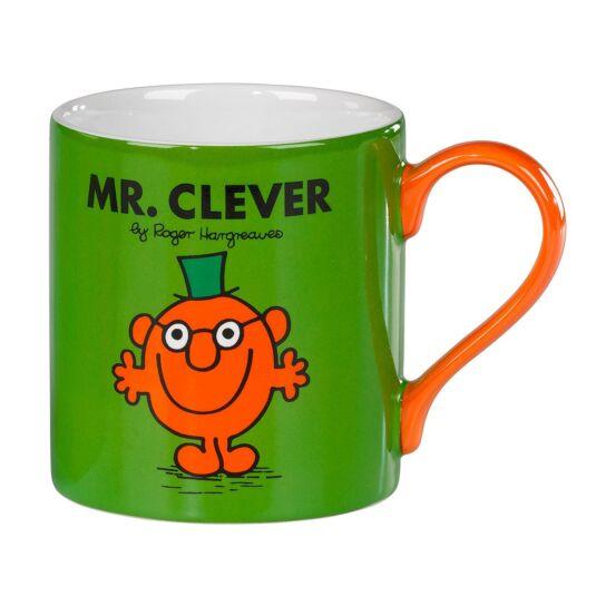 Mr Clever Green Boxed Mug