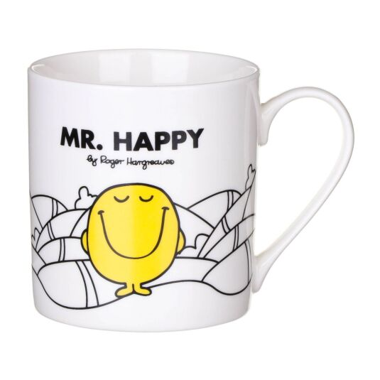Mr. Happy Landscape Boxed Mug