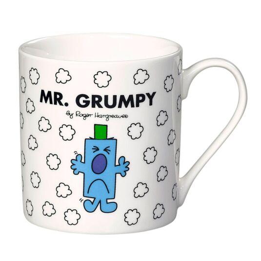 Mr. Grumpy Clouds Boxed Mug