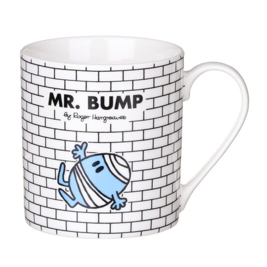 Mr. Bump Brick Boxed Mug
