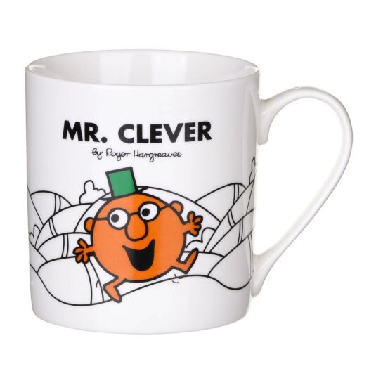 Mr. Clever Landscape Boxed Mug