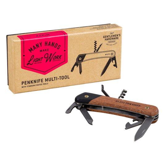 Pen Knife Multi-Tool