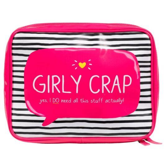 Girly Crap Wash Bag