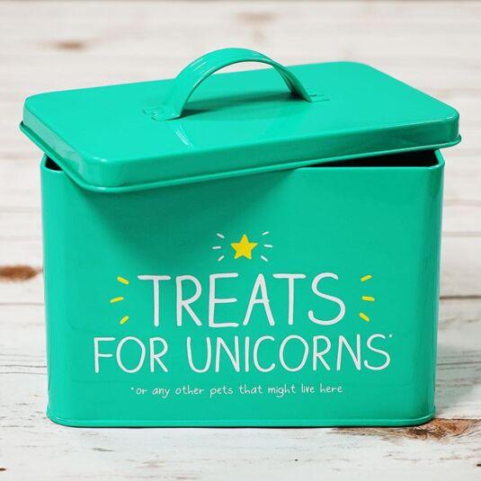 Unicorn Pet Tin