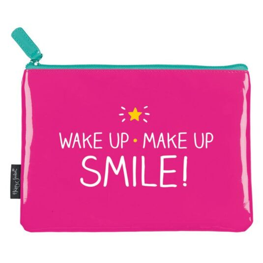 Wake Up Make Up Bag