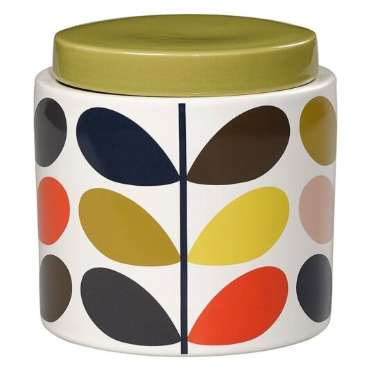 Multi Stem Boxed Storage Jar