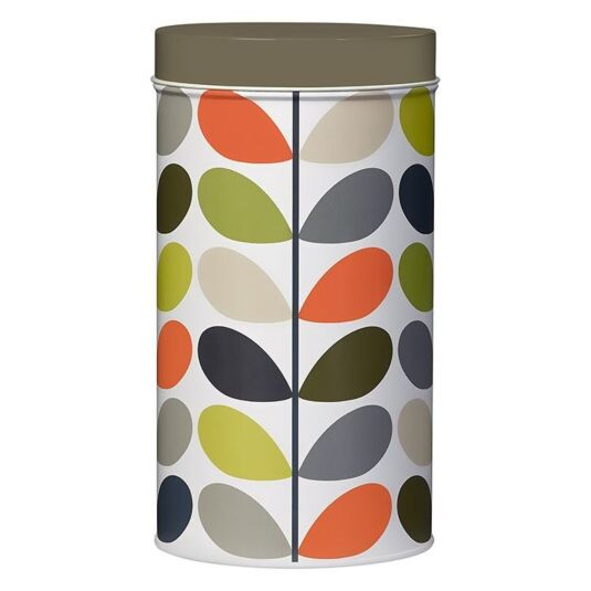 Multi Stem Boxed Tin Canister