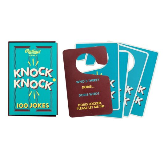 Ridley's 100 Knock Knock Jokes