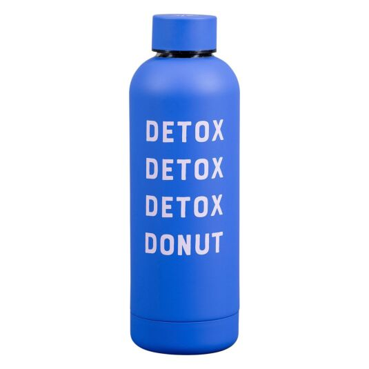 Yes Studio 'Detox Donut' Water Bottle