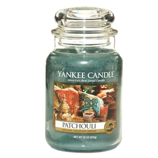 Patchouli Limited Edition Large Jar Candle
