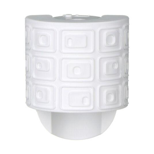 White Coloured Scent Plug Base