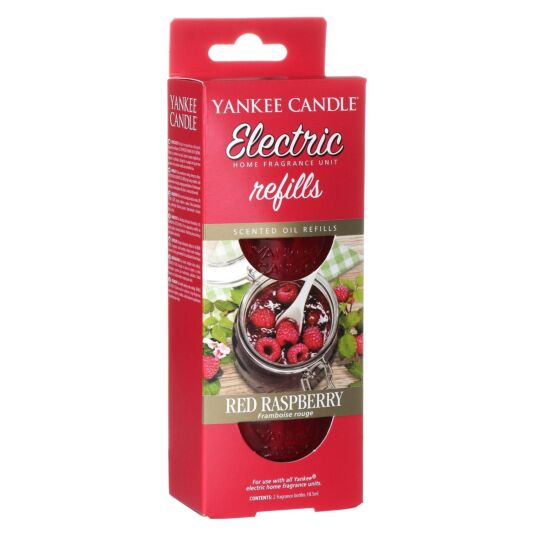 Red Raspberry Scent Plug Refill
