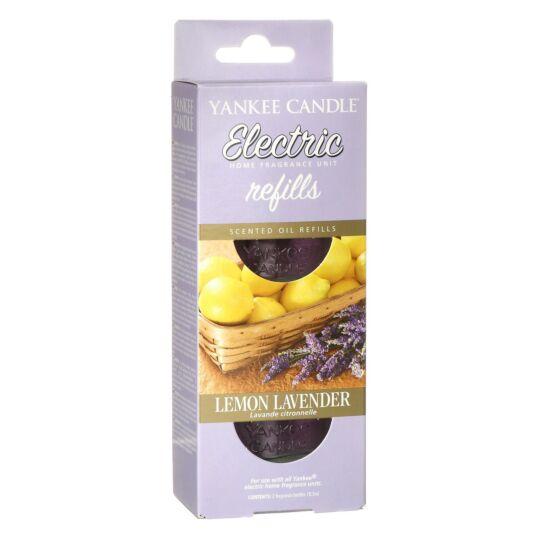 Lemon Lavender Scent Plug Refill