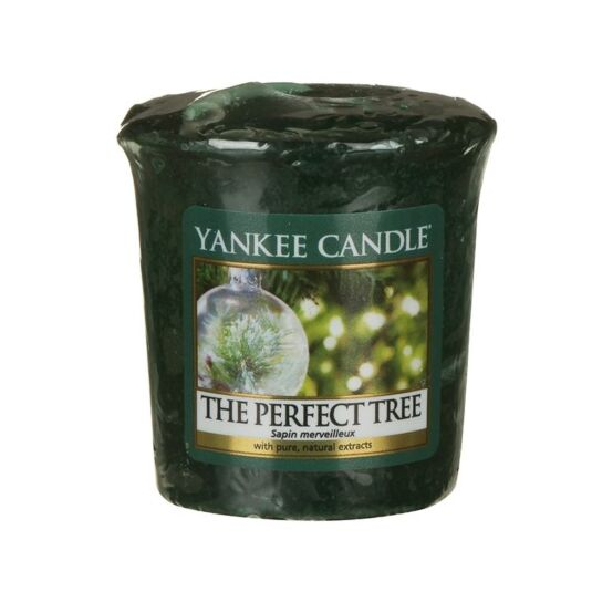 The Perfect Tree Sampler Votive Candle