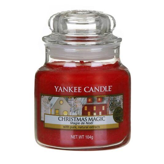 Christmas Magic Small Jar Candle