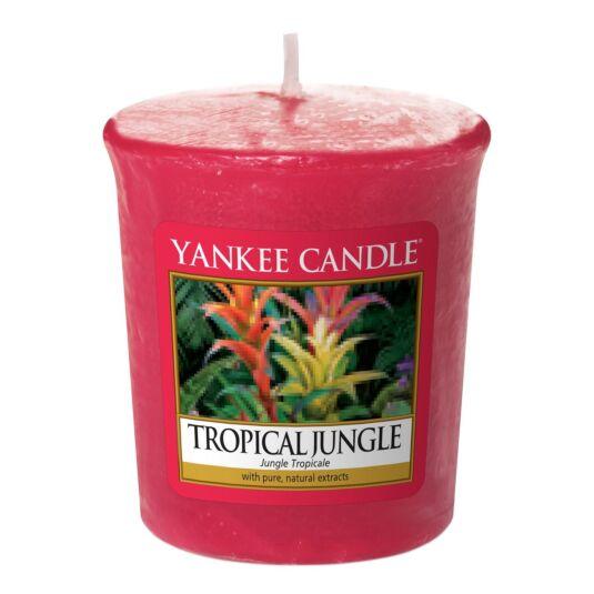 Tropical Jungle Sampler Votive Candle