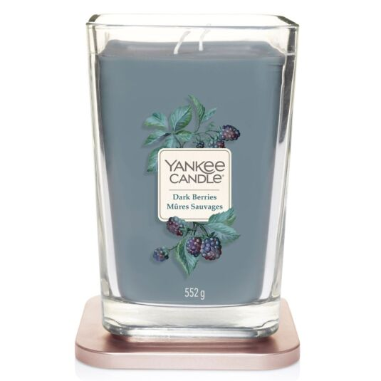 Dark Berries Large Elevation Candle