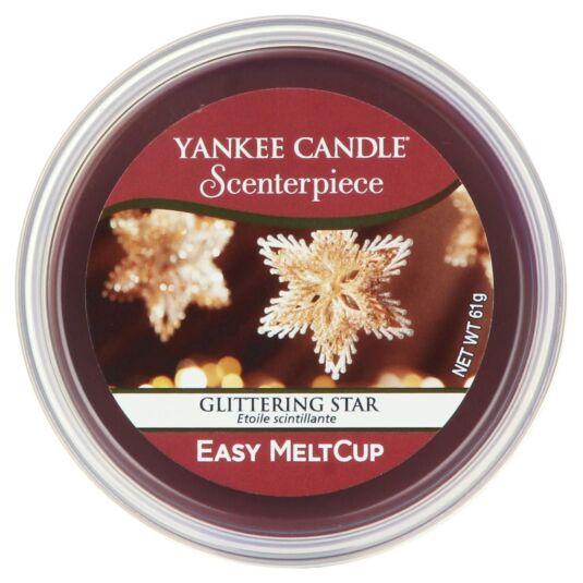 Glittering Star Scenterpiece Melt Cup