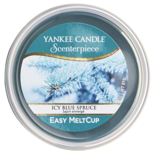 Icy Blue Spruce Scenterpiece Melt Cup