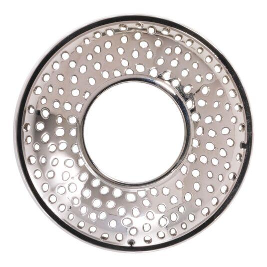 Kensington Silver Punched Metal Illuma-lid