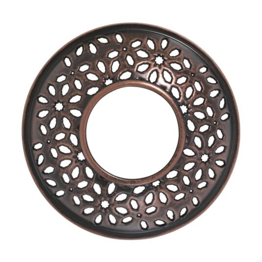 Flower Bronze Illuma-lid