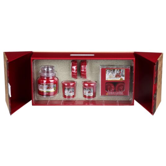 Alpine Christmas Magic Fragrance Set