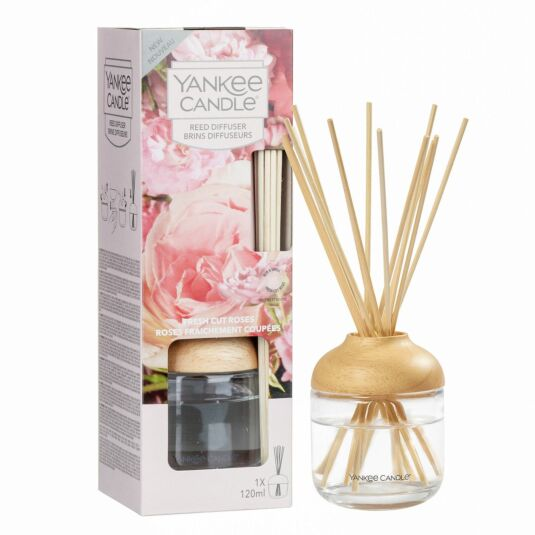 Fresh Cut Roses Reed Diffuser