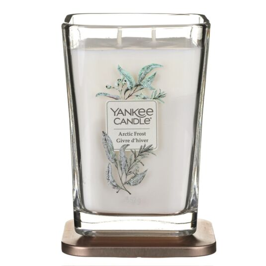 Arctic Frost Large Elevation Candle