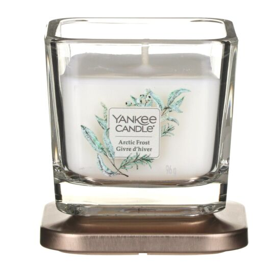 Arctic Frost Small Elevation Candle