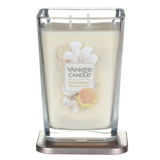 Rice Milk & Honey Elevation Large Jar Candle