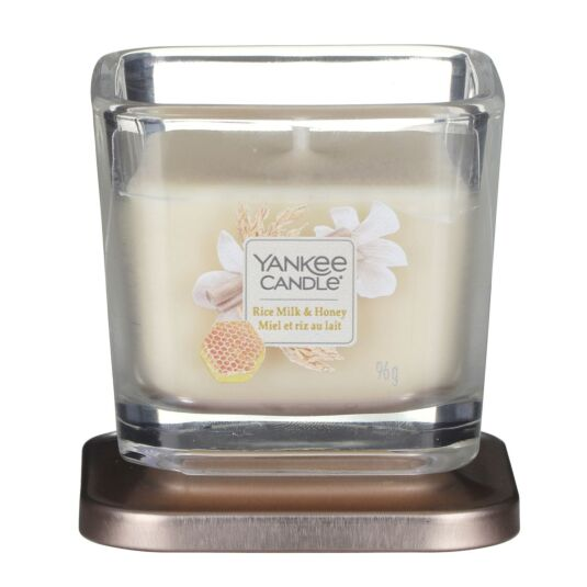 Rice Milk & Honey Elevation Small Jar Candle