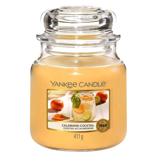 Calamansi Cocktail Medium Jar Candle