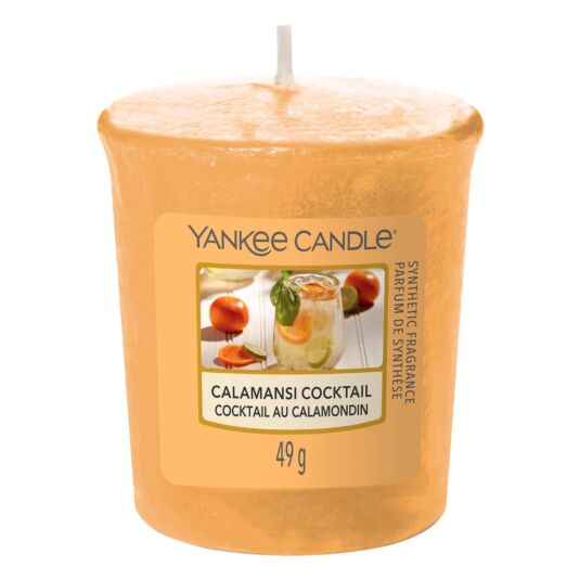 Calamansi Cocktail Sampler Votive Candle
