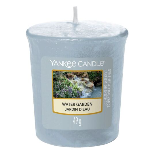 Water Garden Sampler Votive Candle