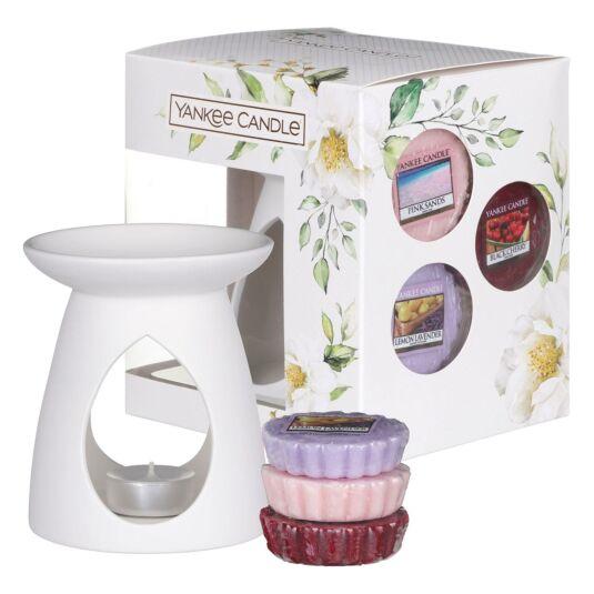 Garden Hideaway Melt Warmer Gift Set