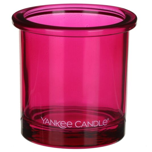 POP Pink Tealight/Votive Holder